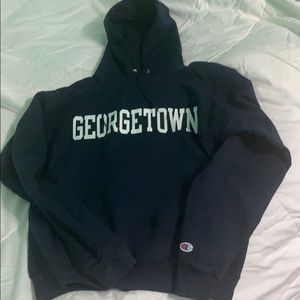 Georgetown Hoodie